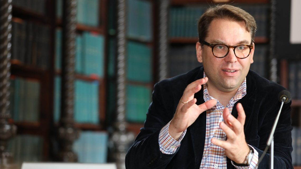 ÖGDV PR-Bild Univ.-Prof. Dr. Christoph Höller © ÖGDV_APA-Fotoservice_Schedl