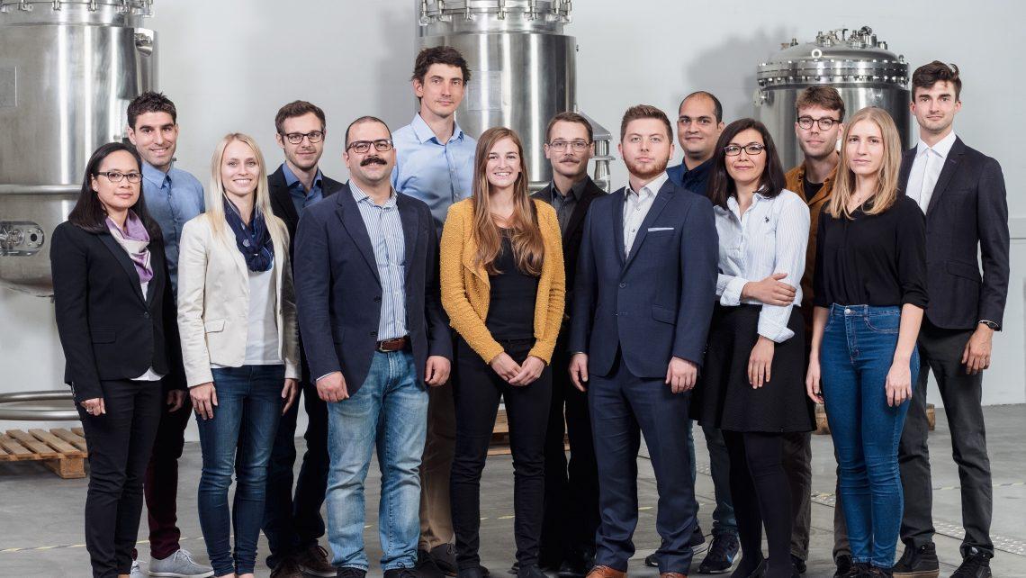 Evologic Technologies GmbH Team © Michael Gizicki