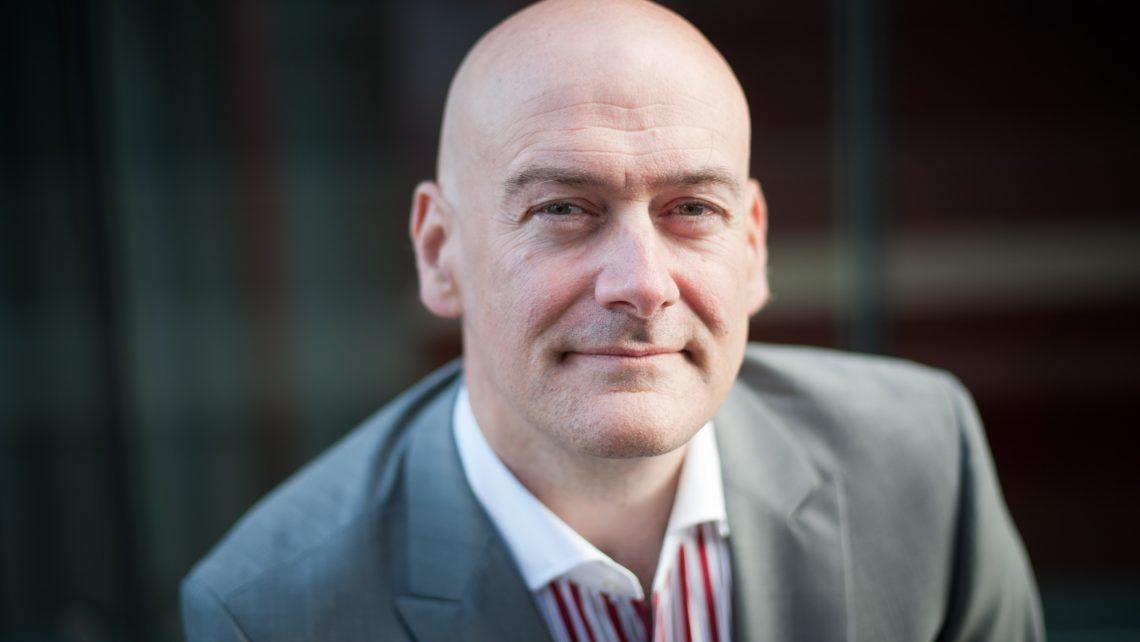PR-Bild AmCham Talks Mark Mattingley-Scott © Robin Schimko