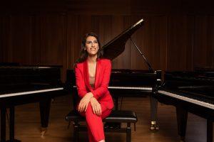 PR-Bild Beethoven Frühling Festivalgründerin Dorothy Khadem-Missagh © Shirley Suarez