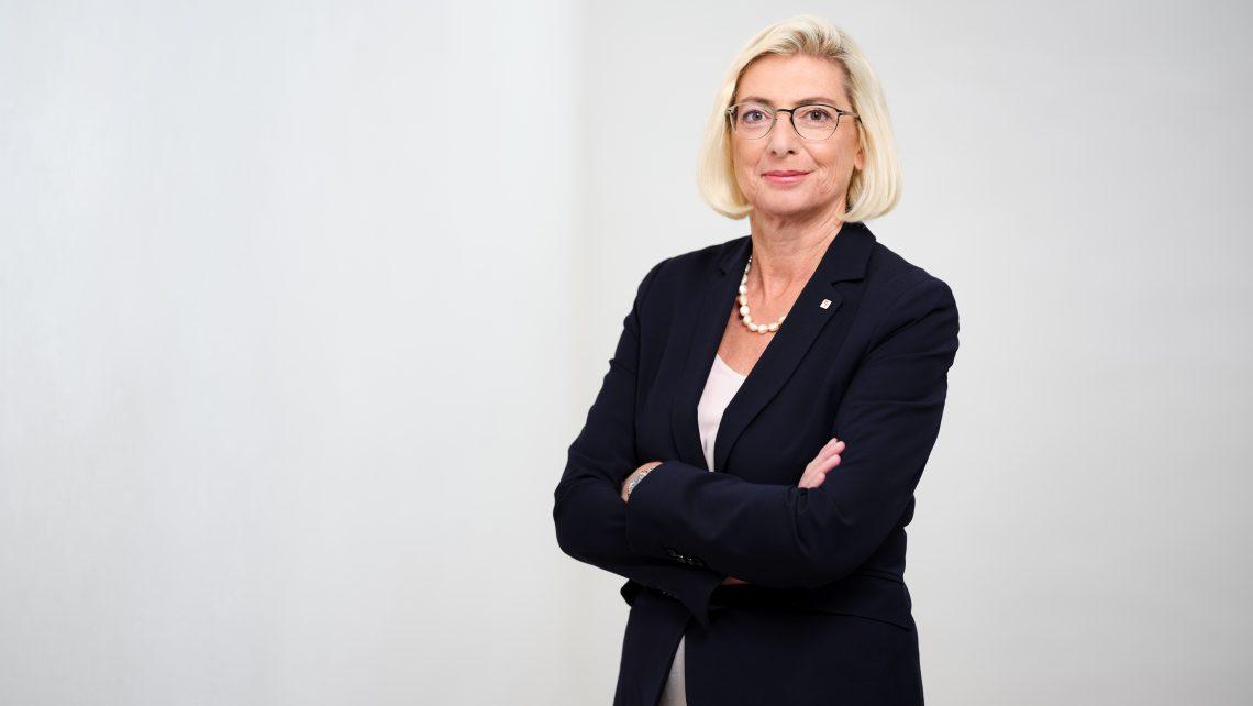 AmCham PR-Bild Prof. Elisabeth Stadler, CEO der Vienna Insurance Group © Ian Ehm